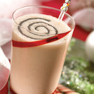 Peppermint Chocolate Frost Smoothie.