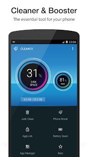 360 Cleaner - ускорить & чистый мусор Screenshot