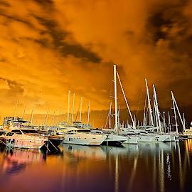 telaviv by Joel Adolfo - Transportation Boats ( boats, transportation )