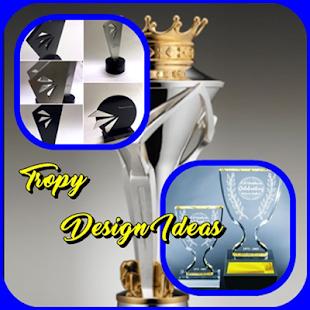 Tropy Design Ideas - náhled