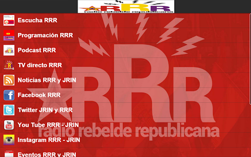 Radio Rebelde Republicana- screenshot thumbnail