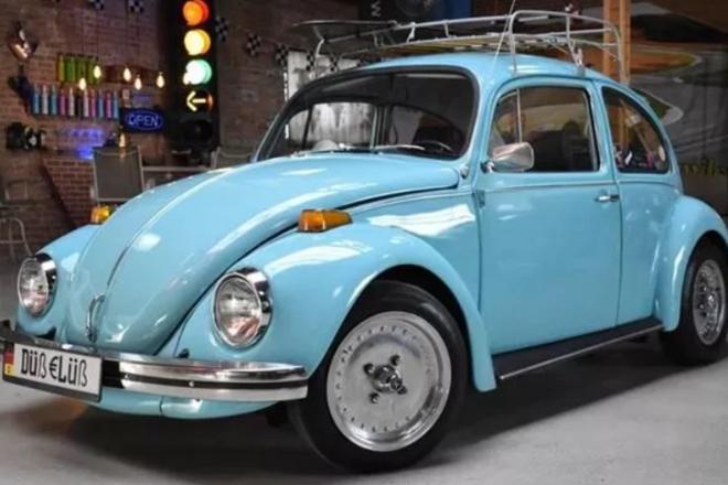 Volkswagen Bug Hire Miami