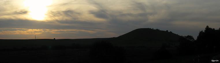 Photo: Чортова Гора поблизу с.Пуків