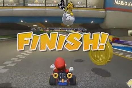 New Mario Kart 8 Hint - náhled