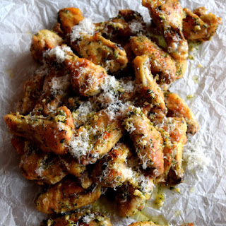 Hot Butter And Garlic Wings Recipes