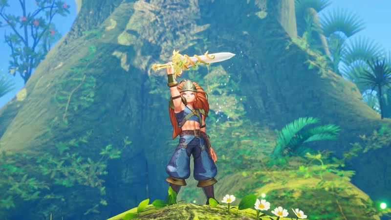 Game Release April 2020 Trials of Mana
