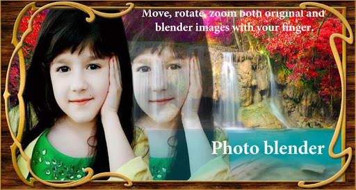 Photo blender ( Image mixer ) 1.29 screenshots 2