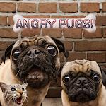 Angry Pugs by GetPuggedUp.com Icon