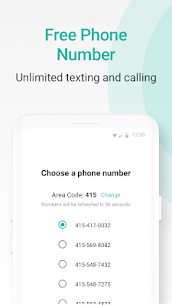2ndLine – Second Phone Number Premium v6.12.1.1 Cracked APK 1