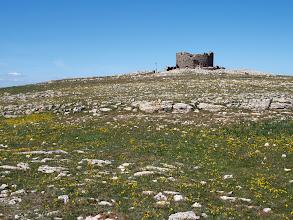 Photo: El Castell (carlí) de la Mola (922m)