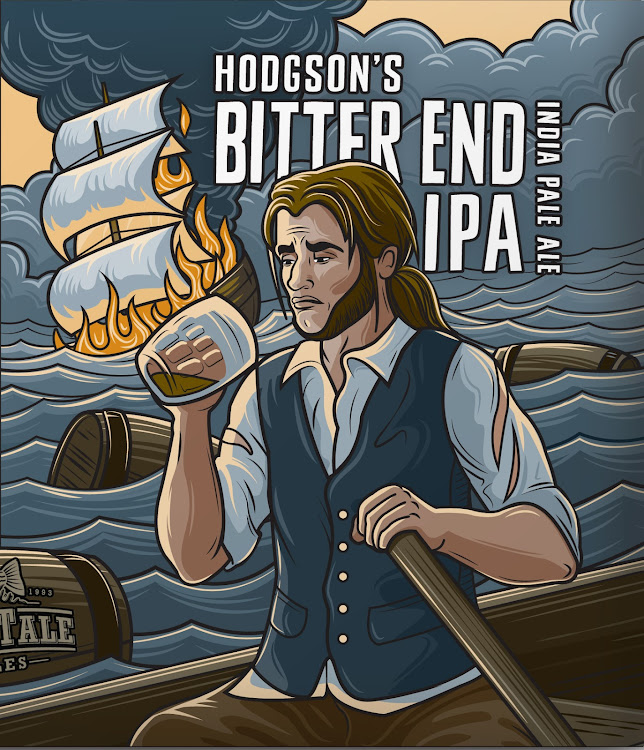 Logo of Fish Tale Hodgson's Bitter End IPA