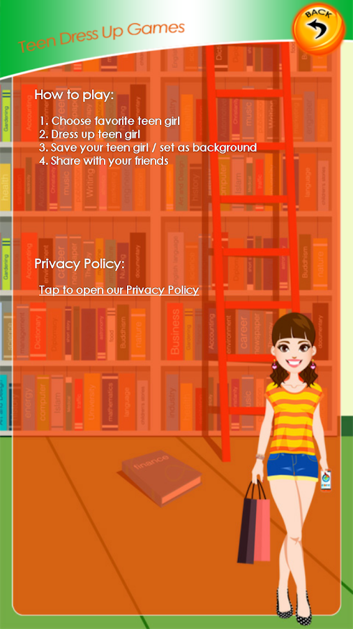 Teen Dress Up Games Android Apps On Google Play