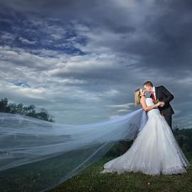 wedding by Dejan Nikolic Fotograf Krusevac - Wedding Bride & Groom ( aleksandrovac, vencanje, paracin, svadbe, krusevac, vencanja, beograd, svadba, vrnjacka banja )