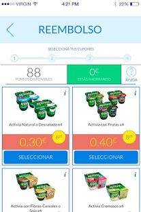Alimenta Sonrisas de Danone- screenshot thumbnail