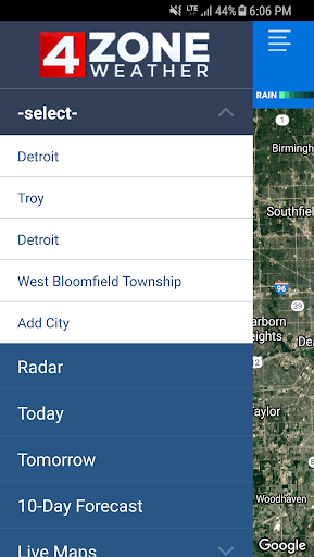 WDIV Local4Casters Weather  screenshots 3