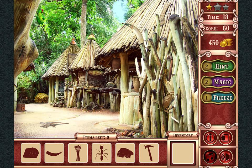 Missing Elephant Hidden Object- screenshot