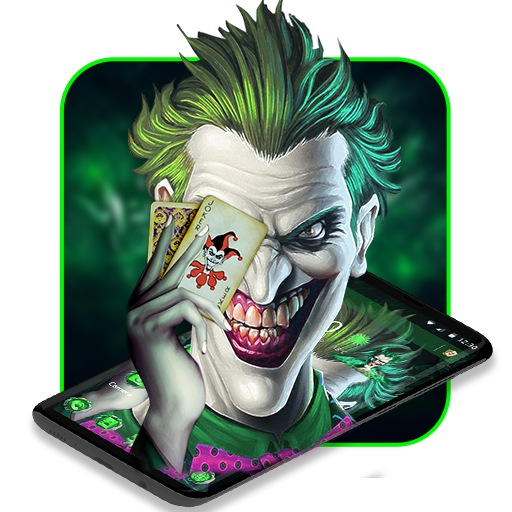 Psycho Joker Cool Theme