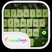 Emoji Keyboard-Camouflage