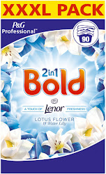 Bold Professional Washing Powder - Lotus Flower and Water Lily, 90 Washes