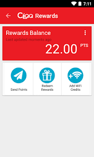 CLiQQ Every Day! Rewards- screenshot thumbnail