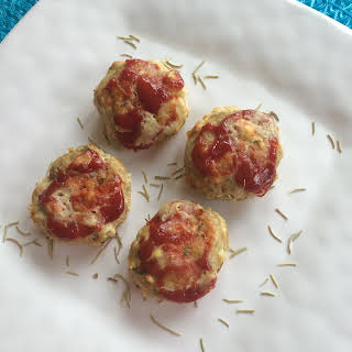 "Turkey Mini-Meatloaf ""Muffins""."