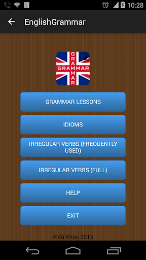 Study English Grammar