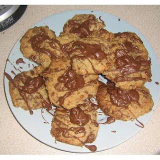 Hershey Kisses Cookies.