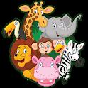 Animals: Memory Game icon