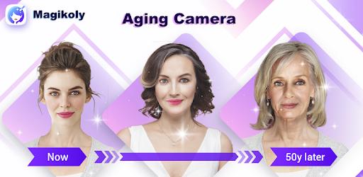 Magikoly–Cartoon Filter, Baby Face, Face Aging App - Apps on