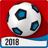 World Cup 2018 Russia Jalvasco Icon