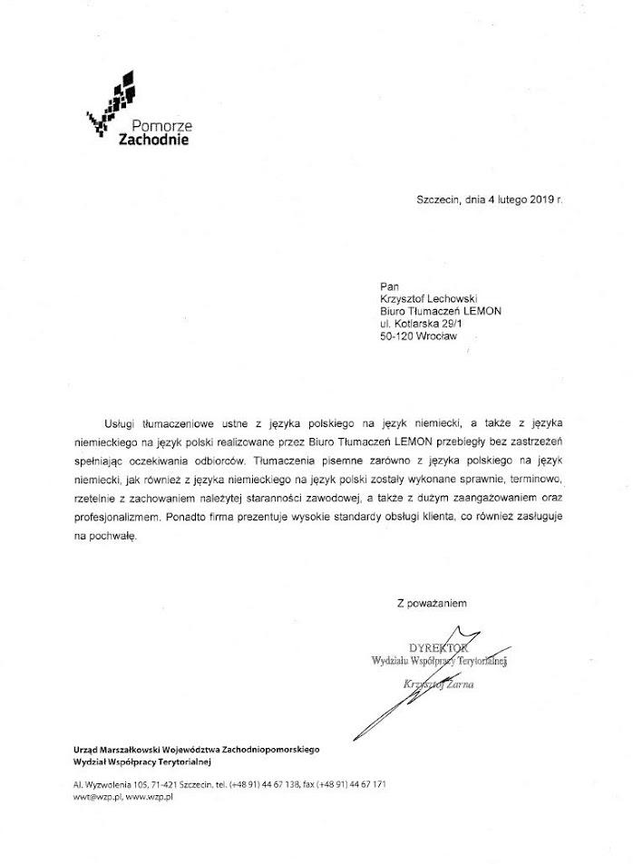 Lemon Biuro Tłumaczeń