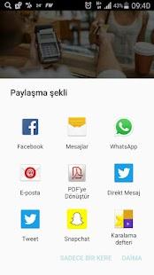 Sözcü Screenshot