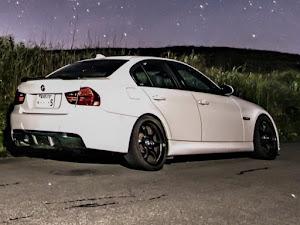 3シリーズ セダン  E90 325i Mスポーツのカスタム事例画像 BMWヒロD28さんの2020年09月29日23:57の投稿