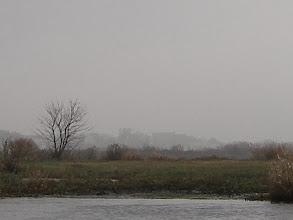 Photo: 25 minut wiosłowania a Wizna jeszcze widoczna