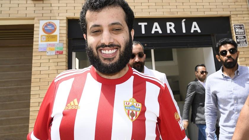 Turki Al-Sheikh.