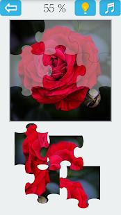 Jigsaw Puzzle: Flower - náhled