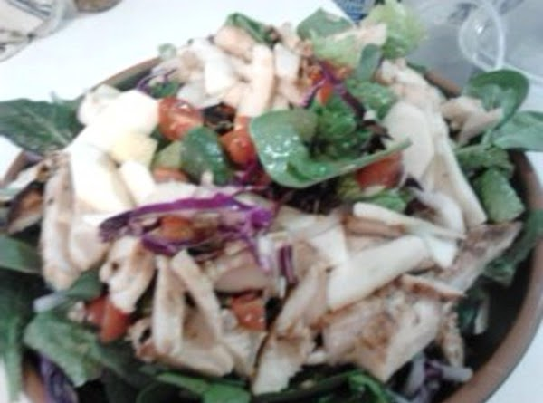 Tropical Island Chicken Salad Recipe