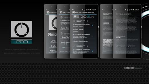 Noozxoide EIZO-rewire™ PRO screenshot 1
