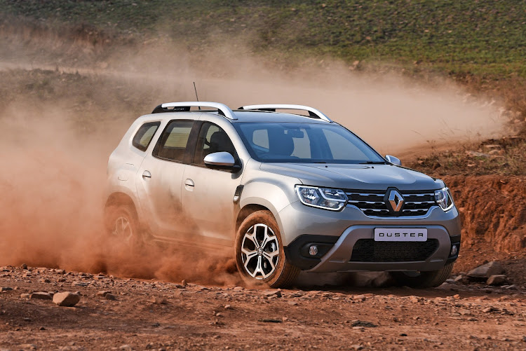Renault Duster. Picture: SUPPLIED