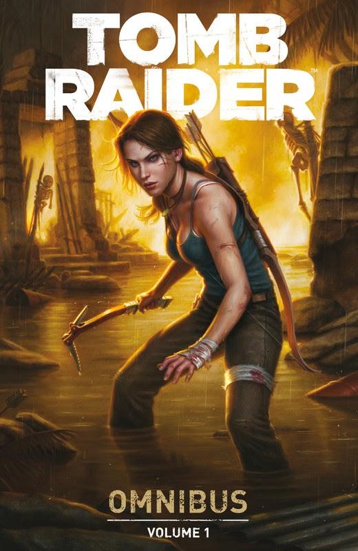 Tomb Raider Omnibus (2019) - complete