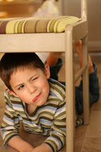 Photo: Reed under chair