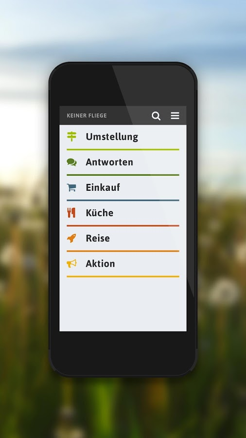 Keiner Fliege- screenshot