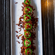 Spicy Albacore Fusion Roll