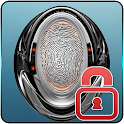 Biometric Screen Lock (Prank) icon