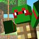 Turtle Ninja Climber-Mine Mini