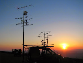 Photo: K8GP / Rover - FM08US (looking W) - ARRL June VHF 2014