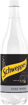Schweppes Original Soda Water - 1L