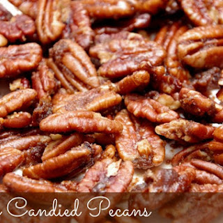 Candied Pecans Brown Sugar Butter Recipes