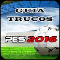 Guia pro y Trucos del PES 2016 icon