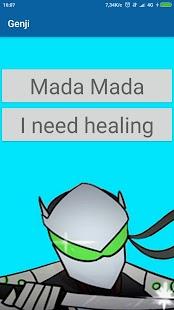 """Genji """"Mada mada"""" - náhled"""